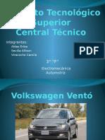 Volkswagen Ventó