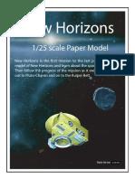 New Horizons Model