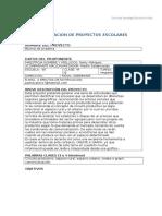 ProyectosTecnoferiadepartamental2016 Esc 95 TV.doc