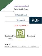 ADA 1 y 2