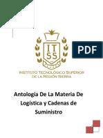Antologia Logistica y Cadena de Suministro 2016