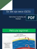 Sx del ojo seco