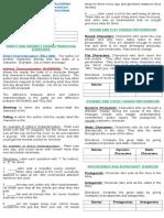 Characterization Worksheet 2b
