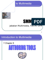 Ch08 - Multimedia Authoring Tools.ppt