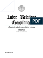 Spectra Notes - Labor Relations - Vol2 2014-15