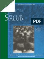 GESTIÓN EN LOS SERVICIOS DE SALUD