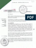 UV envía oficio a gobernador de Veracruz