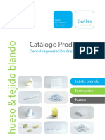 Catalogo de Botiss