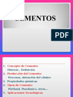 Cemento Otra Diapositiva..