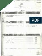 Refractory Data Sheet