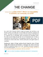 diversity project handout pdf