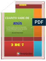 Cuanto Conoce JESUS Final