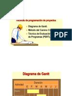 Planificacion, Programacion y Control 1