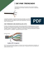 Unidad 5 - Cables Utp, Trenzado, Coaxial