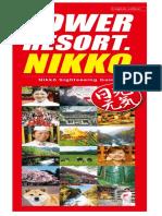 Nikko Guide Book