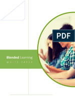 Blended Learning - White Paper