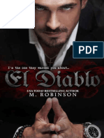 El Diablo (the Devil)_ the Good - M Robinson