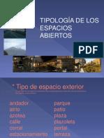 5. Tipología