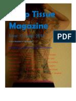 Deep Tissue Magazine Issue #5 June 2010