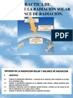 3. Practica. Balance de La Radiacion