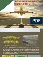 Diseño de Pavimentos Para