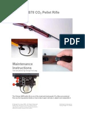 QB78 Disassembly   Screw   Rifle