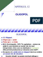 12 Oligopol 110 Slides