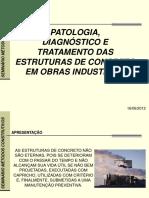 Patologia Em Estruturas de Concreto