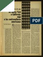 16i02 Destino 5 Junio 1975 Viaje Contraculturas USA