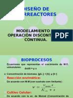 Diseño de bioreactores
