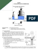 Bab 5 Menerapkan Dasar Hidrolik