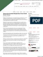 Masyarakat Kembali Mengeluhkan Polusi Pabrik Semen Tonasa - ANTARA News Makassar - ANTARA News Makassar - Berita Terkini Makassar.pdf