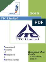 compant profile 2010@ ITC LIMITED