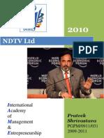 compant profile 2010@ ndtv ltd....