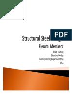 Flexural Member