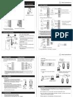 MultiBio700 Install Manual