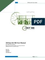 ZKTime.net User Guide