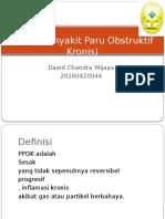 Referat Ppok David Chandra Wijaya