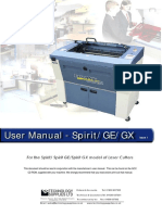 Technology Supplies Spirit Manual 2010