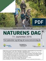 Naturens Dag 11. 09. 2016 Tuse Næs
