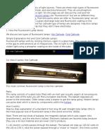 Catalogo JunoLighting | Fluorescent Lamp | Electrical Connector