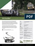 510 PackBot Spec Sheet