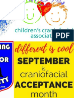 Press Release- PTSD Awareness Event Provides Support for U.S. Military Veterans and Children with Craniofacial Anomalies