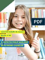 6. El detectiu Philip Marlowe, de Raymond Chandler