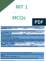 MCQs_Unit 1
