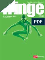 Fringe Programme 2011