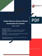 Global Skincare Devices Market Assessment & Forecast