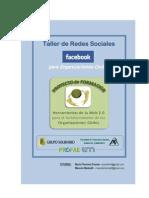 Taller de Facebook para ONGs
