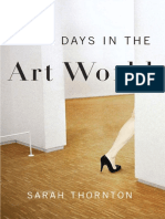Seven Days in the Art World - Sarah Thornton