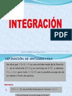 1 Integracion (Directa y Sustitución)